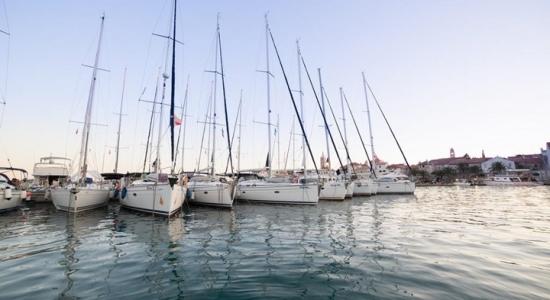 Segeln und Boote