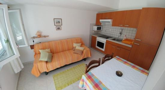 Apartment B2 30 + 16 m2